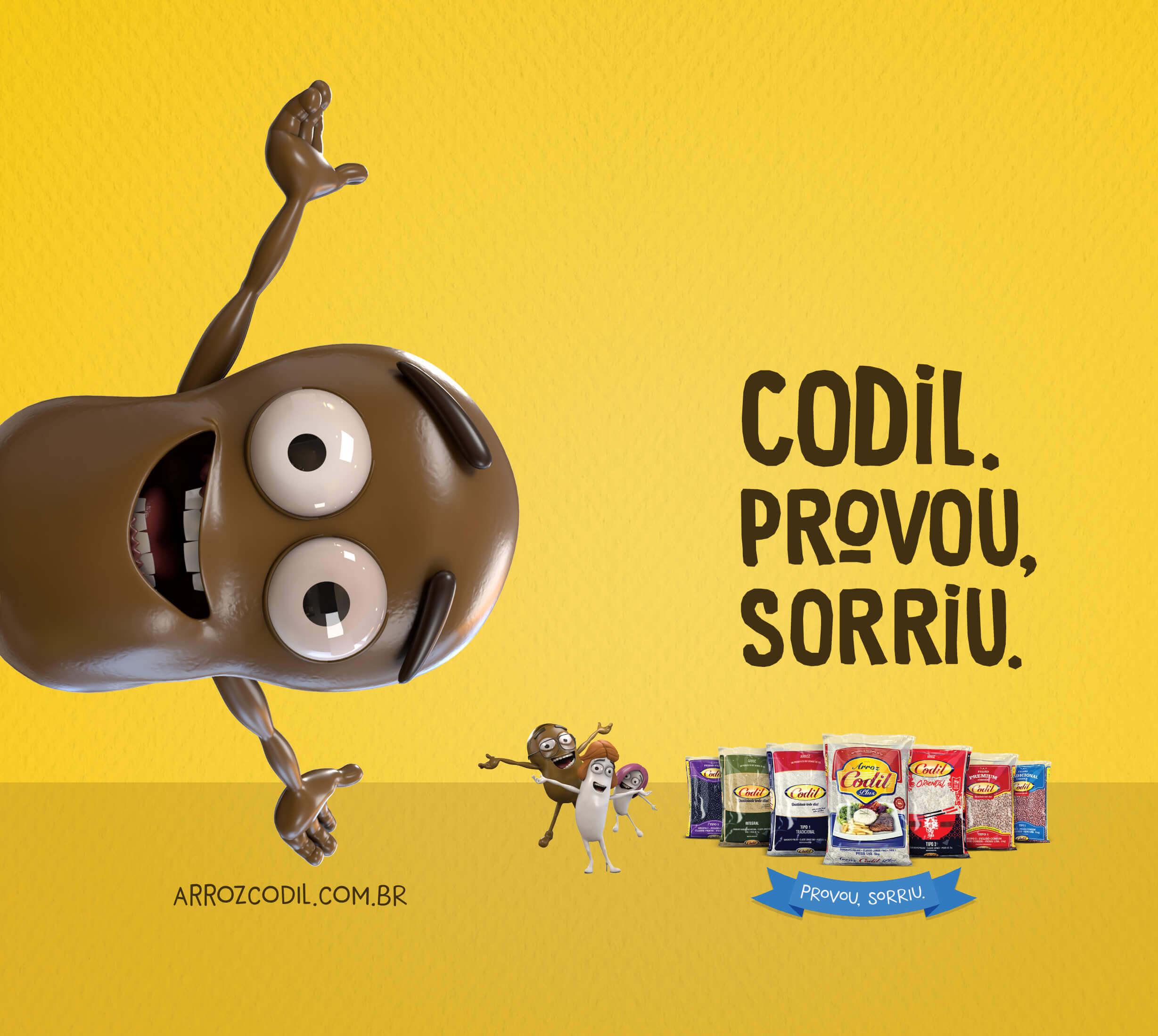 Produtos Codil