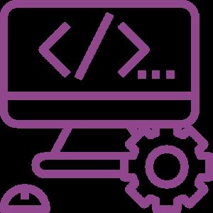 ícone programação