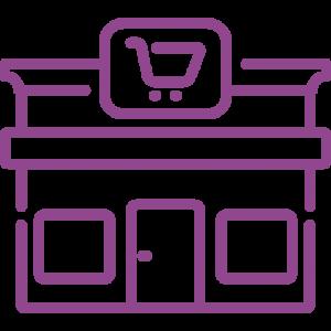 ícone store